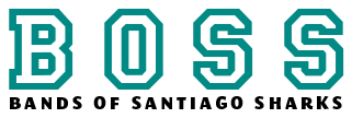 Bands Of Santiago Sharks